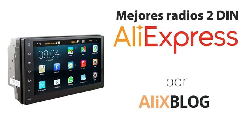 Las mejores radios 2 DIN en AliExpress - Guía de compra 2019