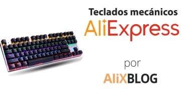 Los mejores teclados mecánicos de AliExpress