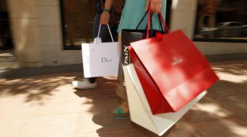 Las marcas de lujo inundan AliExpress Plaza con sus ofertas