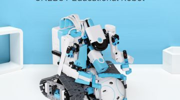 ONEBOT el robot educativo imprescindible para aprender