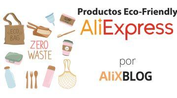 Cero residuos: productos para una vida más verde en AliExpress