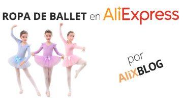 Cómo encontrar zapatillas y ropa de ballet barata en AliExpress