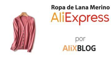 Ropa de lana de merino barata en AliExpress ¿Qué es y qué propiedades tiene?