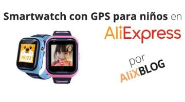 Los 3 mejores smartwatch para niños de AliExpress