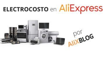 Electrocosto: la mejor tienda para comprar electrodomésticos baratos de AliExpress Plaza