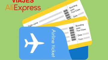 AliExpress ya permite planificar tus viajes