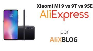 Comparativa y análisis Xiaomi Mi 9T, Mi 9 y Mi 9SE, los últimos lanzamientos de la marca