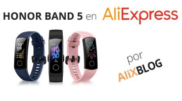Analizamos la Honor Band 5, ¿es mejor que la Xiaomi Mi Band 4?