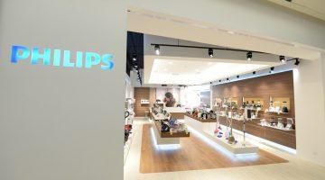 Los electrodomésticos de la marca Philips aterrizan en Plaza