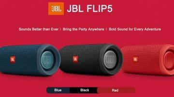 JBL Flip 5 la renovación del altavoz líder en ventas