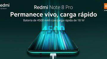 Hoy, 26 de septiembre llega el Xiaomi Redmi Note 8 Pro