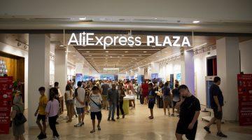 AliExpress abrirá su segunda tienda en España en el Black Friday