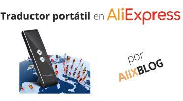 Cómo encontrar traductores de bolsillo baratos en AliExpress