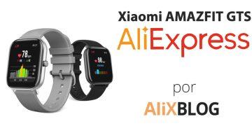 Ya está a la venta el Amazfit GTS, el reloj inteligente más esperado de este año