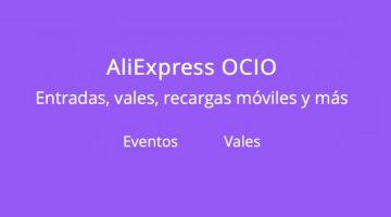 Tu nueva plataforma de entretenimiento será AliExpress OCIO