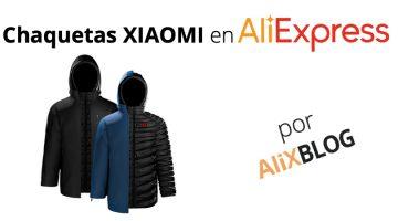 Protégete del frio con las chaquetas de Xiaomi