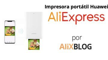 Impresora de bolsillo Huawei: la mejor alternativa a las polaroid ya está en AliExpress