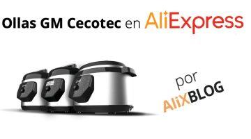 Cecotec amplía su gama de robots de cocina con sus Ollas GM serie H