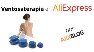 Cómo realizar tratamientos de cupping o ventosaterapia en casa con AliExpress