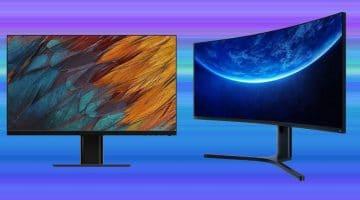Xiaomi sorprende al presentar sus primeros monitores Gaming