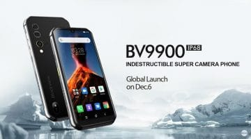 El Blackview BV9900, el smartphone que dice ser indestructible
