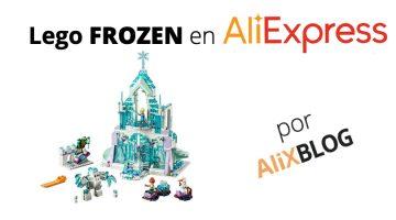 Cómo encontrar los nuevos «LEGO chinos» de Frozen en AliExpress