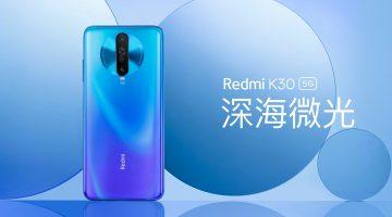 El Redmi K30 es la apuesta de Xiaomi para hacer accesible el 5G