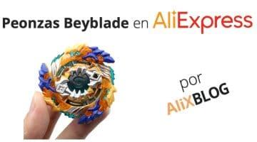 Qué son y cómo encontrar peonzas Beyblade baratas en AliExpress