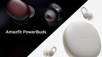Amazfit se estrena en el mundo de los auriculares inalámbricos