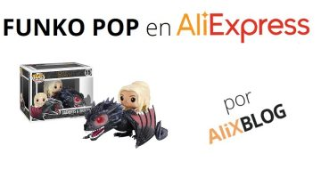 Figuras Funko Pop en AliExpress