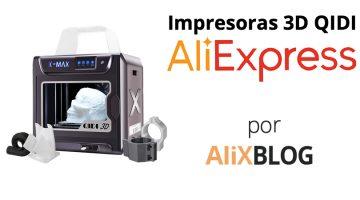 Las mejores impresoras 3D de la marca QIDI en AliExpress