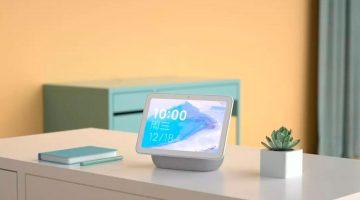 Controla tu casa con el altavoz Xiaomi Mi Ai Touchscreen Pro 8