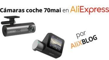 Xiaomi 70MAI: los mejores gadgets para tu coche en AliExpress