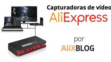 Las 5 mejores capturadoras de vídeo para streaming de AliExpress