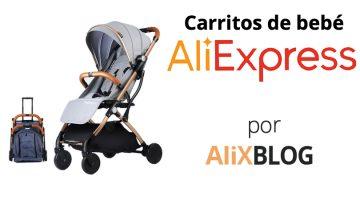 Cochecitos de bebé en AliExpress: baratos, compactos y de calidad