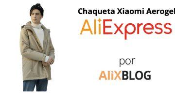 Xiaomi lanza su primera chaqueta de aerogel económica, a la venta en AliExpress
