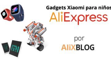 10 mejores gadgets de Xiaomi para niños en AliExpress