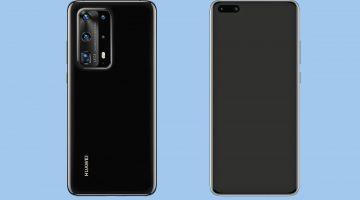 Se filtra el Huawei P40 y el P40 Pro antes del MWC