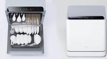 Xiaomi sorprende con la presentación de sus lavavajillas