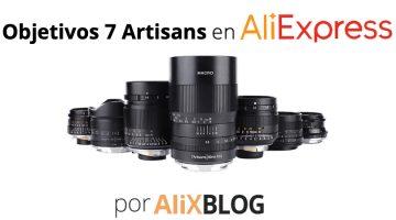 7 Artisans: los objetivos de AliExpress que triunfan entre los amantes de la fotografía