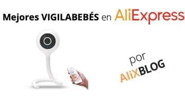 Las mejores cámaras de vigilancia para bebés de AliExpress
