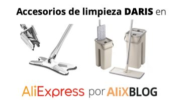 Productos de limpieza y accesorios para tu hogar DARIS en AliExpress