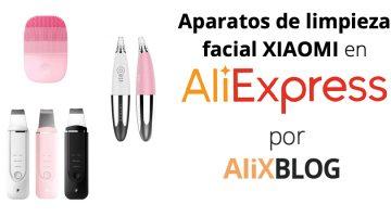 Los mejores dispositivos de belleza facial de Xiaomi en AliExpress