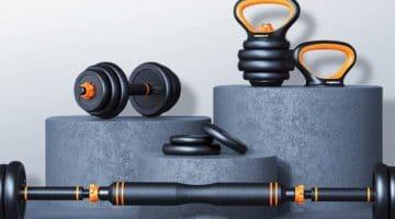 Xiaomi transforma nuestra casa en un gimnasio con su kit de pesas