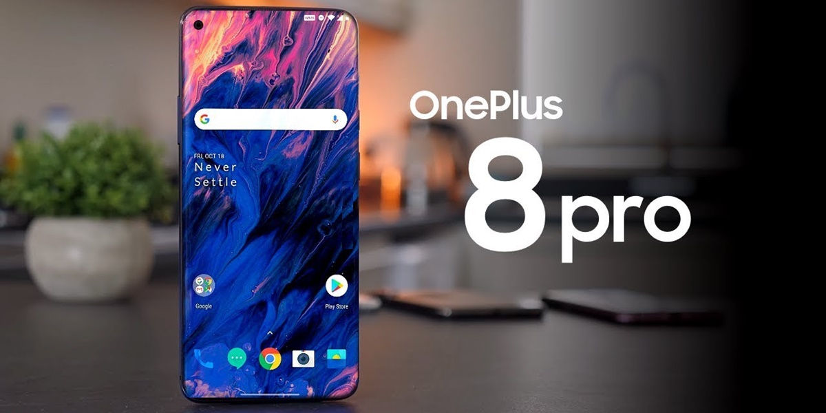 Did you want to get a OnePlus 8 (Pro) pop-up box.
