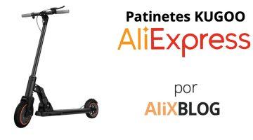 Kugoo: así son los patinetes eléctricos que hacen sombra a Xiaomi en AliExpress