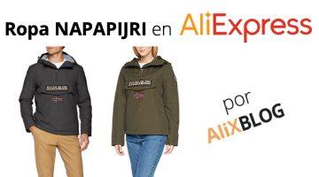 Tienda oficial Napapijri, ropa original a precio de outlet en AliExpress