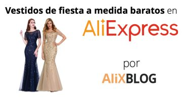 Los mejores vestidos de fiesta para mujer a medida en AliExpress