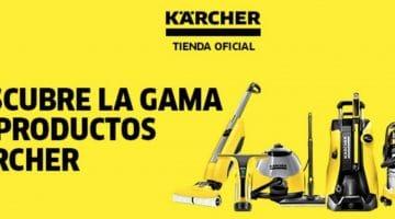 Desinfecta tu casa con la tienda oficial de Karcher en AliExpress Plaza