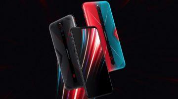 El nuevo móvil Nubia Red Magic 5G quiere conquistar los eSports